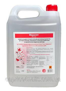 Средство дезинфицирующее Микрасепт (Micrasept), 5 л