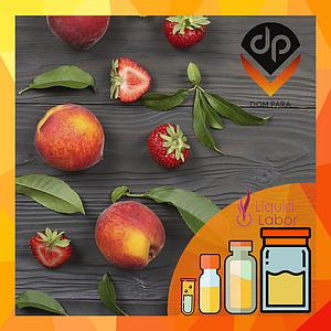 Ароматизатор Liquid Labor Psychos Juice | Персик, яблоко, клубника и мята