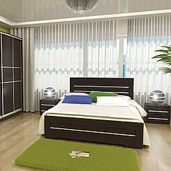 Ліжко двоспальне Соломія