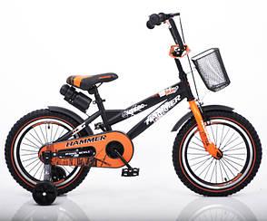 Детский велосипед Hammer 16''