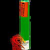 Кольорова ручна димова шашка GREEN SMOKE, час: 80 секунд, колір диму: зелений