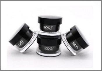Гелb для наращивания ногтей Kodi