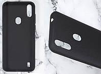 Силіконовий чохол Blackview A60 Pro (чорний)