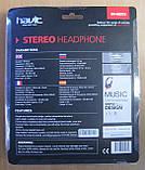 Дротові навушники повнорозмірні Havit HV-H607d (червоні), фото 3