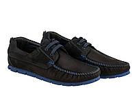 Мокасини Etor 13651-16654-013  чорний, фото 1