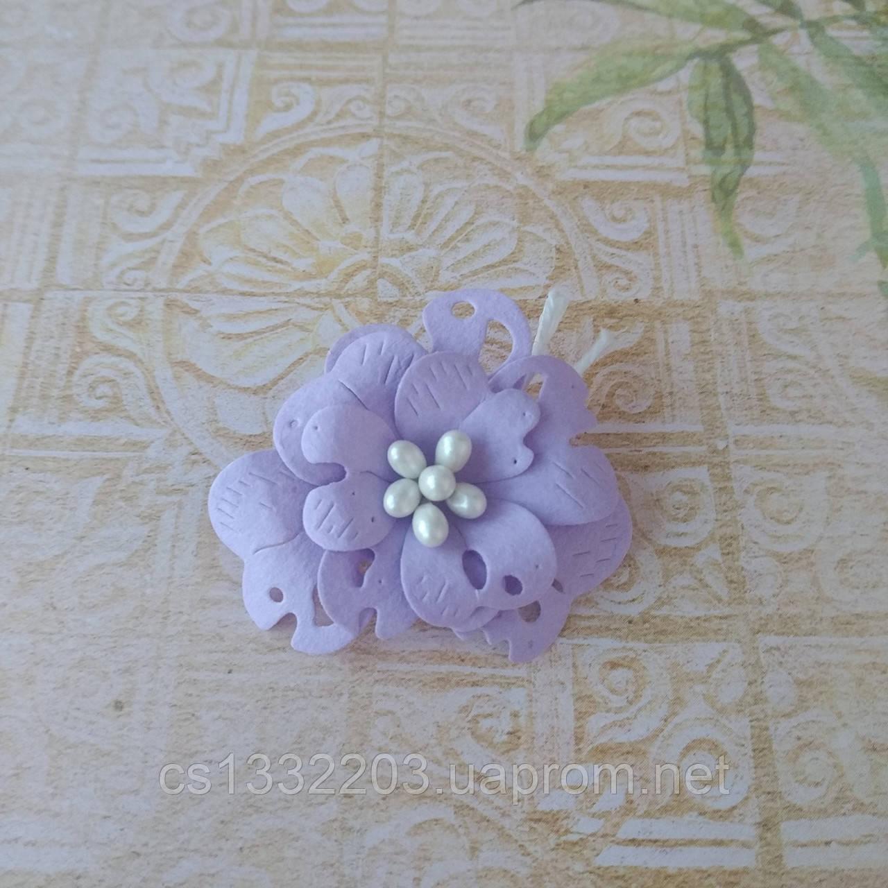 Квітка 3,5см (ручна робота)
