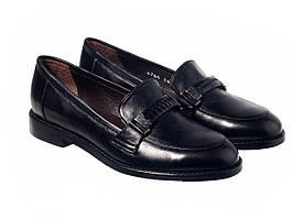 Туфлі Etor 6764-525-1 чорні