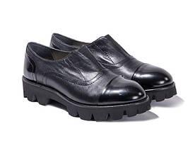 Туфлі Etor 4959-0126 чорні