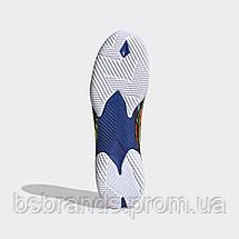 Мужские футбольные бутсы адидас (футзалки) Nemeziz Messi 19.3 IN EH0597 (2020/2), фото 3