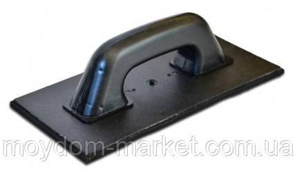 Тертка пластмасова з чорн.гумою 130х270 FAVORIT (07-203)