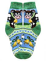 Носочки вязаные детские №4