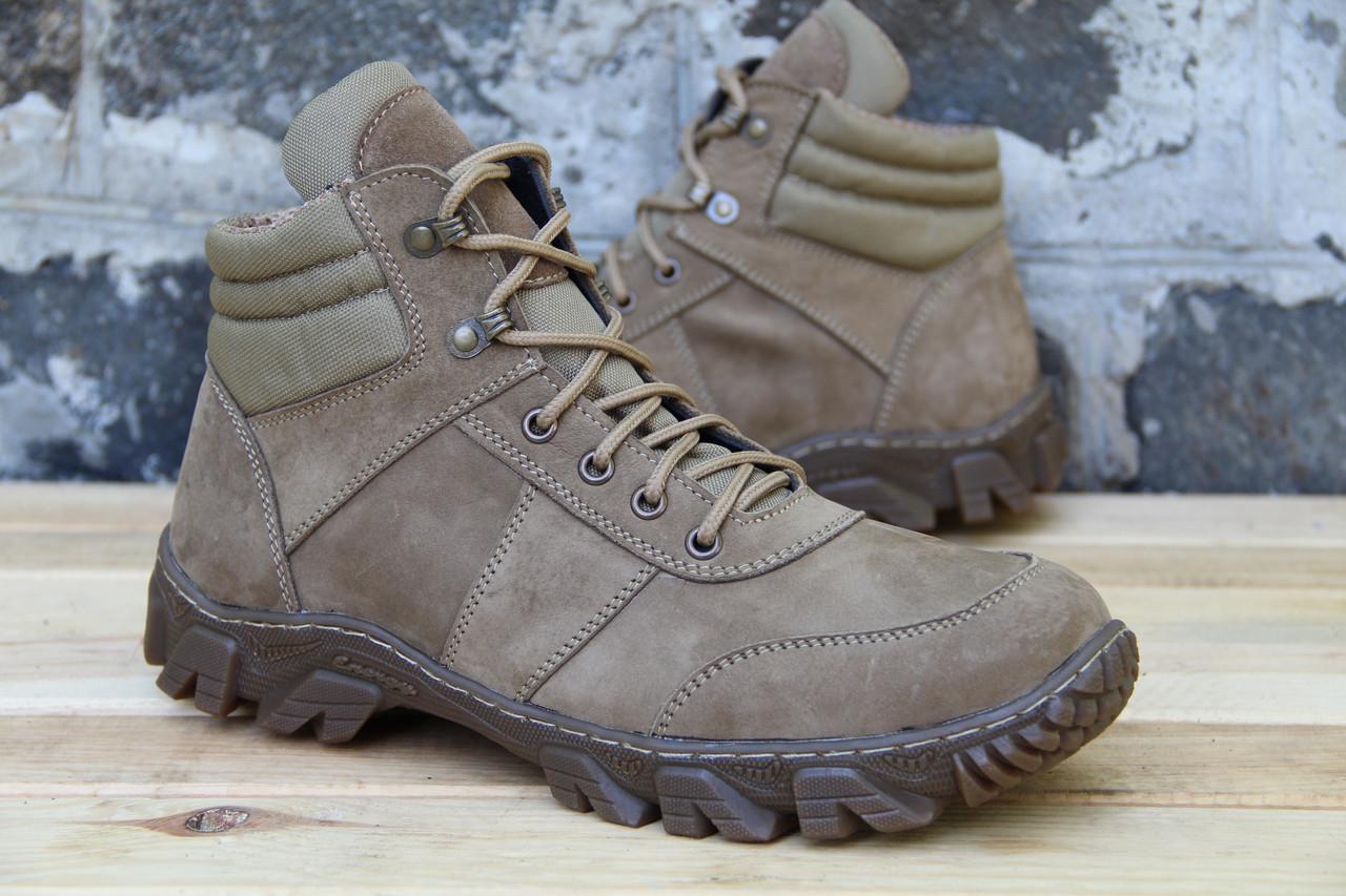 Тактические ботинки берцы из натуральной кожи MAX MT