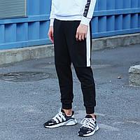 Спортивные штаны мужские чёрные Спортик размер: XS, S, M, L, XL