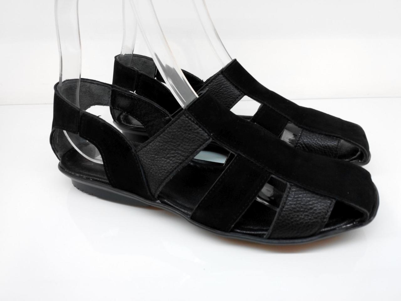 Сандалії Etor 95-7051 чорний