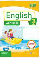 Англійська мова 3 клас Робочий зошит+підсумковіі роботи (Мітчелл)