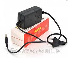 Блок живлення YOSO ZH01201000 штекер 5.5/2.1 (BIG) длина 0,9м + переходник 5,5/2,5