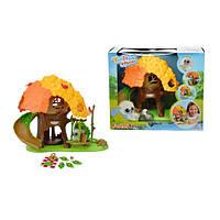 Оригинал. Игровой набор Юху Домик на в лесу с аксессуарами Simba 5955313