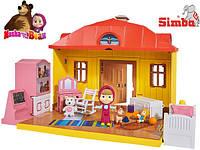 Оригинал. Кукольный Домик Маша и Медведь Simba 9301633