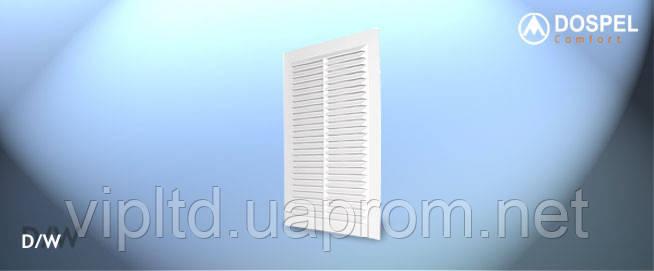 Вентиляционные решетки (ABS) DOSPEL D/170x240 W, Евросоюз, Польша - Интернет-магазин VIPLTD в Харькове