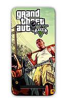 Чехол для Asus Zenfone 5 (Grand Theft Auto)