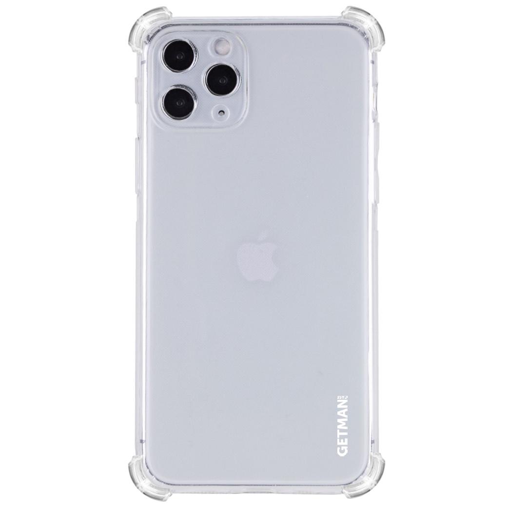 "TPU чехол GETMAN Ease logo усиленные углы для Apple iPhone 11 Pro Max (6.5"")"