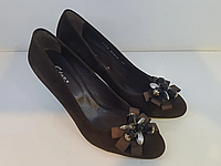 Туфлі Etor 2174 коричневий, фото 1