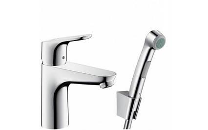 Смеситель для ванны Hansgrohe Focus 31927000