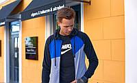 Костюм мужской спортивный тройка 43497, фото 1