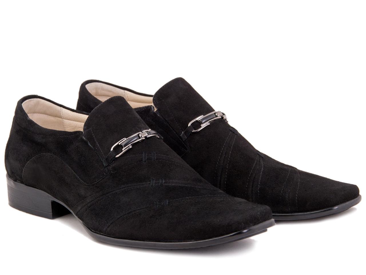 Туфлі Etor 5552-502  чорний