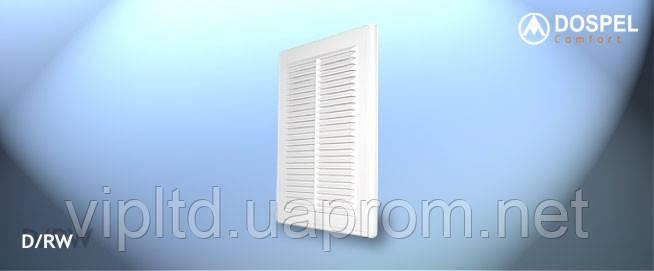 Вентиляционные решетки (ABS) DOSPEL D/180x250 RW, Евросоюз, Польша - Интернет-магазин VIPLTD в Харькове
