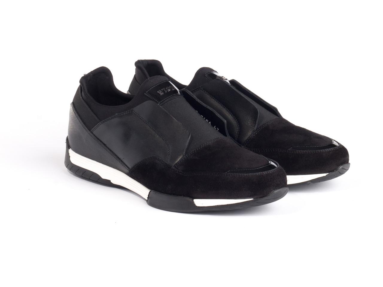 Кросівки Etor 15380-6574 чорні