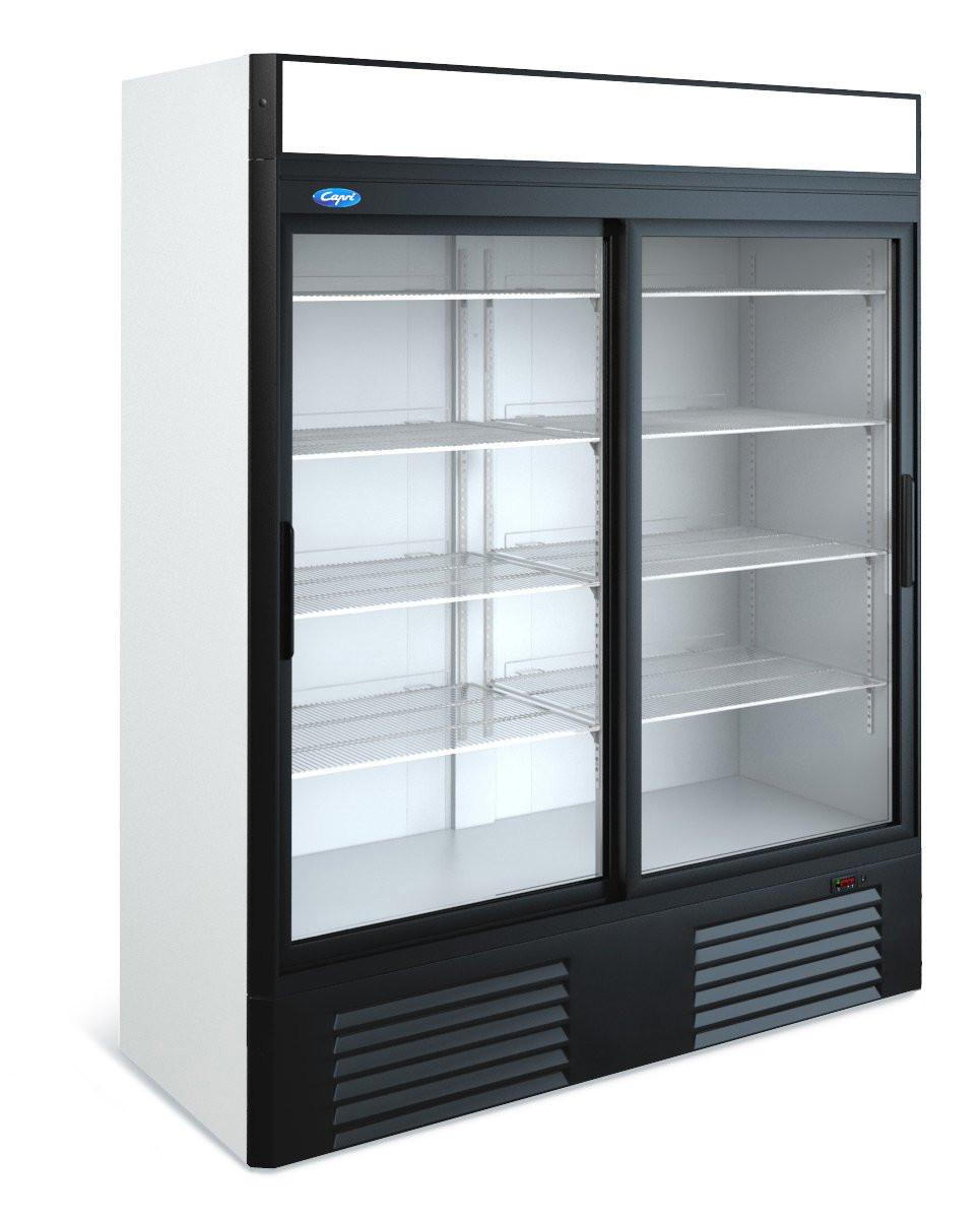 Универсальный шкаф Капри 1,5УСК Купе МХМ (холодильный) - TORGPARK в Киеве