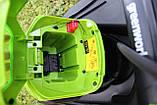 Аккумуляторная  газонокосилка GreenWorks GD80LM41 Pro 80V 41 см бесщёточная с АКБ 2 Ач 80 В и ЗУ, фото 6