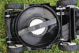 Аккумуляторная  газонокосилка GreenWorks GD80LM41 Pro 80V 41 см бесщёточная с АКБ 2 Ач 80 В и ЗУ, фото 7