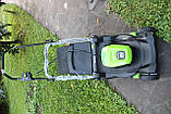Аккумуляторная  газонокосилка GreenWorks GD80LM41 Pro 80V 41 см бесщёточная с АКБ 2 Ач 80 В и ЗУ, фото 8