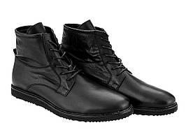 Черевики Etor 12887-8-847 чорний