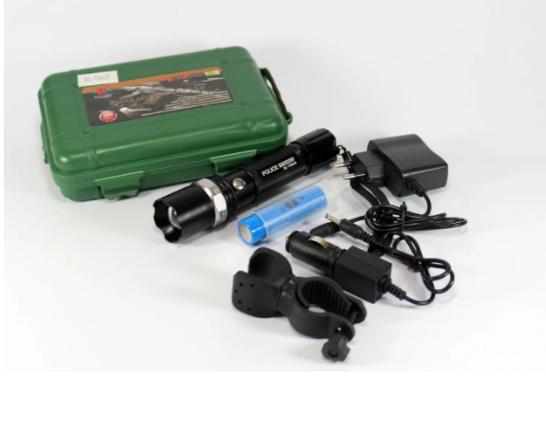 Фонарик BL 8628 , Велосипедный фонарик с креплением, Тактический фонарь, Светодиодный ручной фонарь, фото 2