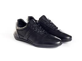 Кросівки Etor 15354-167 чорні
