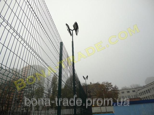 Секционный забор 3D «Рубеж»