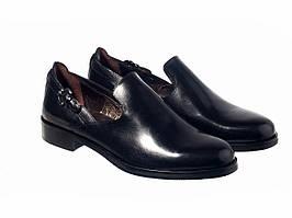 Туфлі Etor 6263-7972 чорні