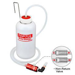 Бачок для замены тормозной жидкости 800мл TOPTUL JECF0180