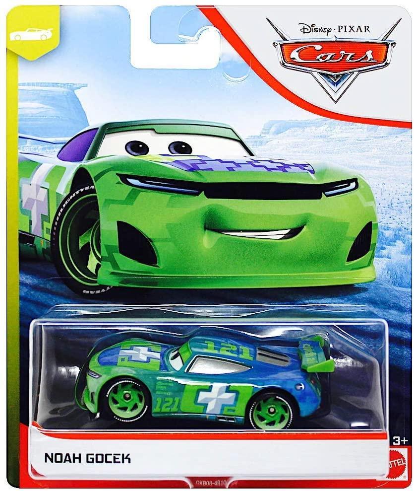 Тачки 3: Ноа Гёджек (Noah Gocek) Disney Pixar Cars от Mattel
