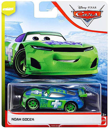 Тачки 3: Ноа Гёджек (Noah Gocek) Disney Pixar Cars от Mattel, фото 2