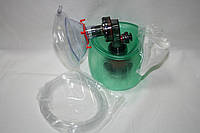 Аппарат для ручной вентиляции легких одноразового применения типа (мешок АМБУ)