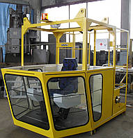 Крановые кабины открытого типа