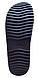 Мужские ортопедические тапочки inblu натуральная пробка и липучка.FM-1V вельвет  черные 44 размер, фото 2
