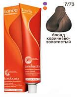 7/73 интенсивное тонирование - средний блондин медно-золотистый (Londacolor), 60 мл