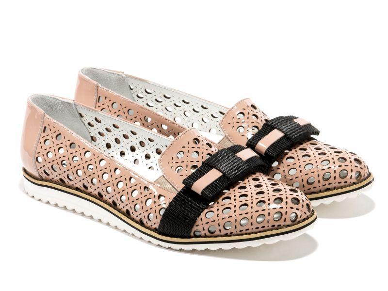 Туфлі Etor 5257-525-1317 пудра