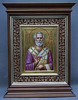 Икона Святого Николая Мирликийского Чудотворца., фото 4