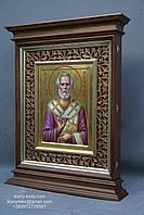 Икона Святого Николая Мирликийского Чудотворца., фото 8